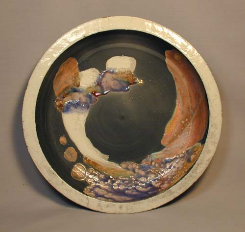 & Raku Wall Art - Ceramic Raku Gallery - Gary R. Ferguson